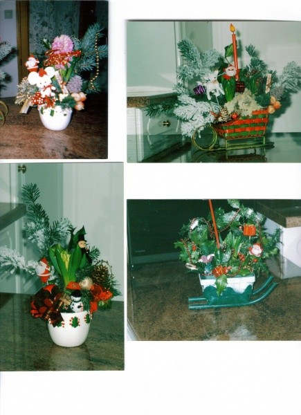 GHISLAINE MES COMPOSITIONS FLORALES ATHIES
