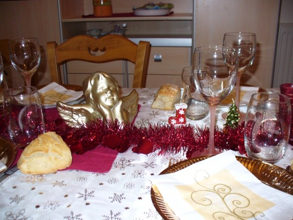nolwen, table de noel, Lannion
